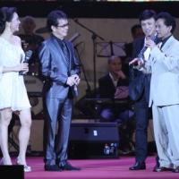 Nguyễn Cao Kỳ Duyên - Đức Huy - Tuấn Ngọc và Chế Linh - Hà Nội, 21.10.2011