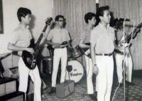 Elvis Phương & Les Vampires