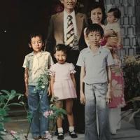 Gia đình Mai Hương
