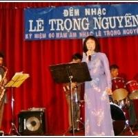 Đêm nhạc Lê Trọng Nguyễn