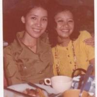 Quỳnh Giao và Hoàng Oanh, ảnh xưa kỷ niệm trước năm 1975