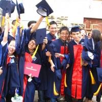 Nguyên Hà - 2011, tốt nghiệp Đại Học Kiến Trúc