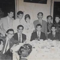 Đám cưới nhạc sĩ Anh Việt Thu