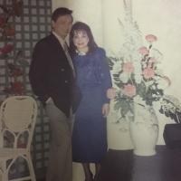 Lam Phương và người vợ đầu tiên - Túy Hồng