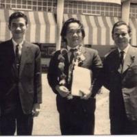 Nguyễn Văn Đông, Trần Văn Trạch và Lê Thương