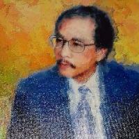 Chân dung Ngô Thụy Miên, của họa sĩ Ninh Pham Hi