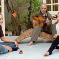 Nhóm Lâm - Đại - Linh gồm ca sĩ Linh Dung, nhạc sĩ Ngọc Đại và ca sĩ Thanh Lâm.