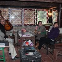 Khánh Linh ghé thăm nhà Ngọc Đại