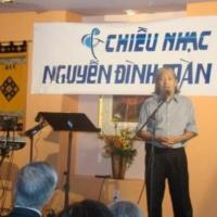 Nhà thơ Ngu Yên (Houston)