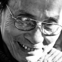 Nhạc sĩ Nguyển Đình Toàn (Ảnh: Uyên Nguyên/Người Việt)
