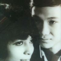Julie và Duy Quang (ảnh Trần Cao Lĩnh)