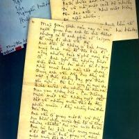 Thư Tình 13.12.1964