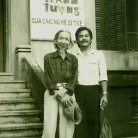 Văn Cao & Nguyễn Trọng Khôi
