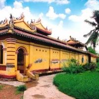 Chùa Vĩnh Phước An - Bạc Liêu