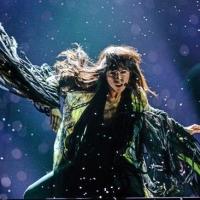 Loreen trình diễn ca khúc Euphoria tại cuộc thi âm nhạc Eurovision 2012