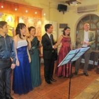 Một buổi trình diễn opera tại Luna D\'autunno