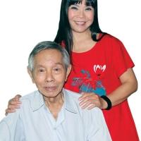 Nhạc sĩ Thanh Bình và ca sĩ Ánh Tuyết